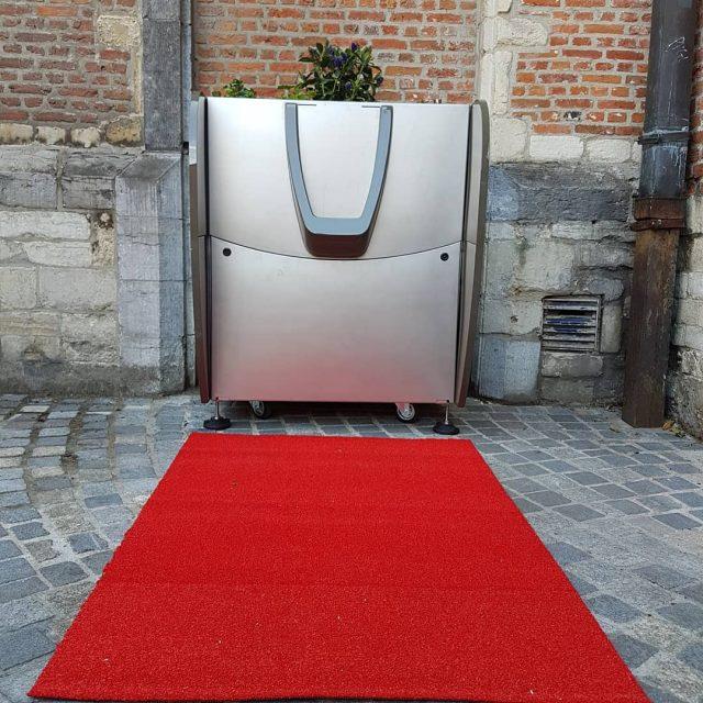 Ook Mechelen(BE) kiest voor de GreenPee!